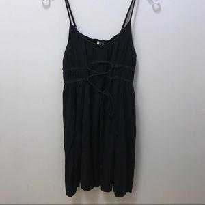 Jersey double layer dress